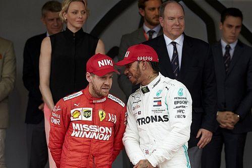 Crise de Vettel e recorde de Hamilton em jogo no GP da Alemanha