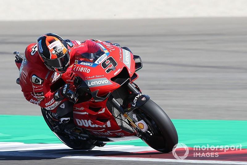 Ducati продлила контракт с Петруччи на сезон-2020