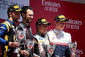 Triunfo para De Vries en la Fórmula 2