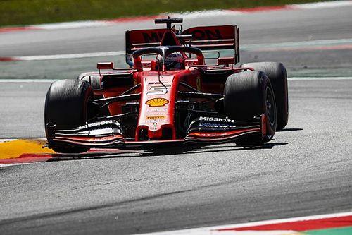 """Ferrari : Les évolutions à Barcelone étaient """"insuffisantes"""""""