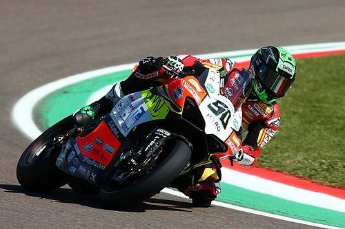Laverty aims for Misano return after double wrist surgery