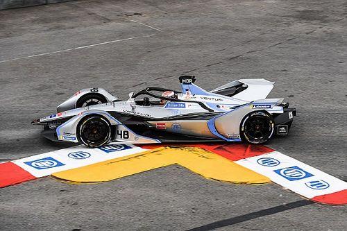 Fotostrecke: Die Schweizer Buemi und Mortara beim Monaco E-Prix in der Formel E