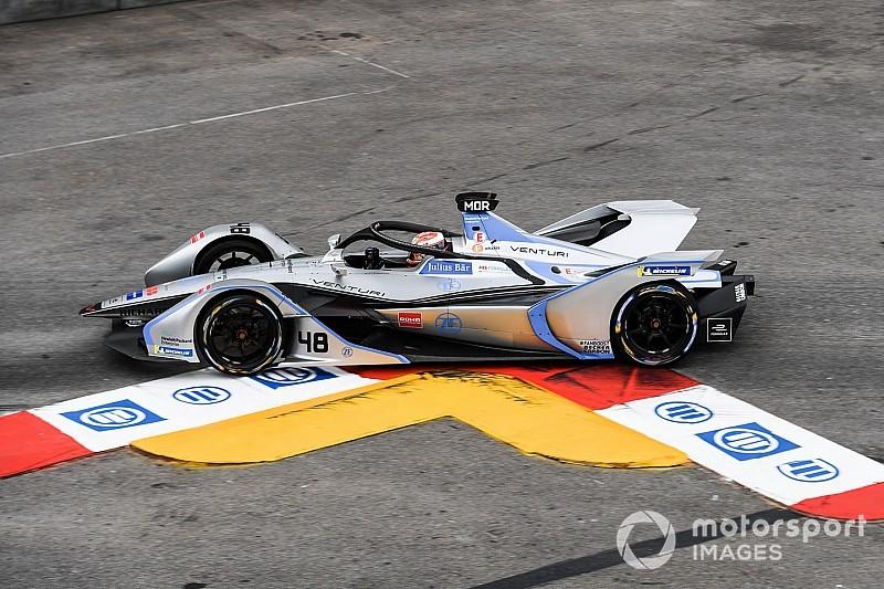 Diaporama : les suisses Buemi et Mortara dans le E-Prix de Monaco en Formule E