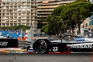 モナコePrix予選:日産のローランドが最速も、前戦のペナルティでベルニュPP