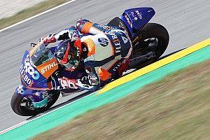 Moto2, Aragon, Libere 3: Fernandez torna al comando