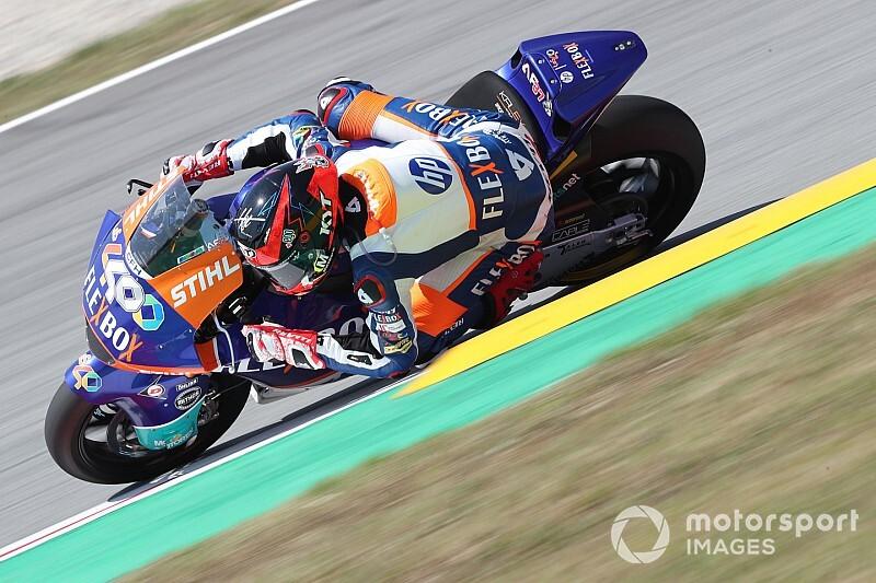 Red Bull Ring Moto2: İlk seansın lideri Fernandez