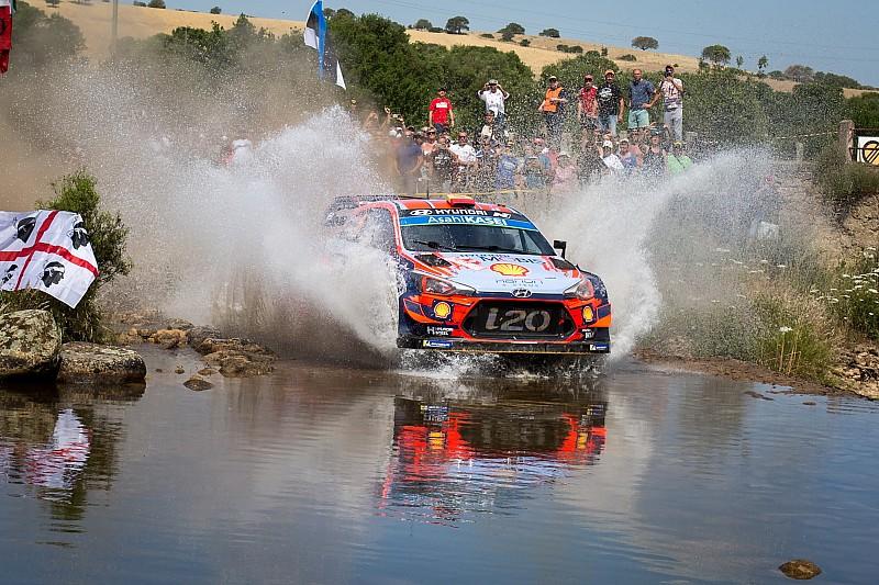Las mejores fotos de la segunda victoria de Sordo en WRC
