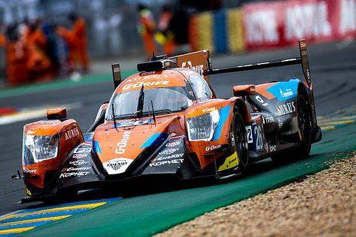 """Van Uitert maakt indruk in Le Mans: """"Trots, maar enorm balen"""""""