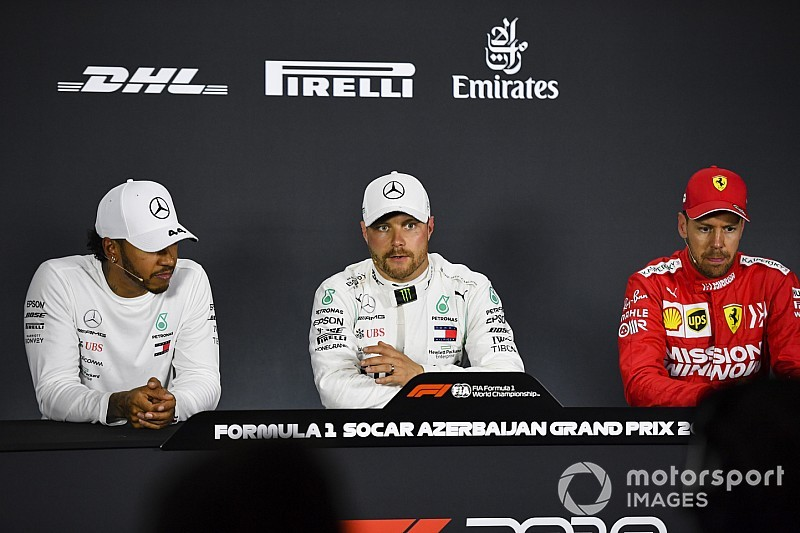 Azerbaijan GP: Post-qualifying press conference
