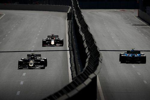 Takım arkadaşı mücadeleleri: Azerbaycan GP