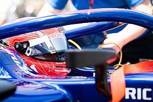 松下信治、ステアリングの電気系トラブルで悔しい失速、レース2巻き返しを誓う