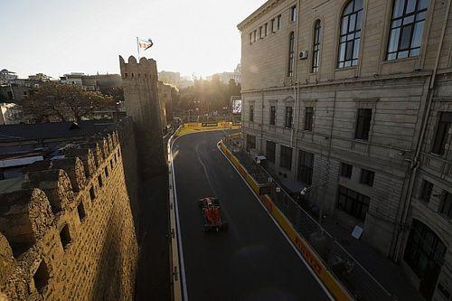 F1: il GP di Baku è confermato, ma sarà a porte chiuse
