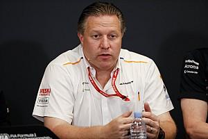 Brown chce szybkiego ustalenia nowych przepisów F1