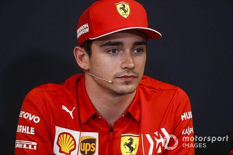 «Времени было вагон». Леклер о странном решении Ferrari в квалификации