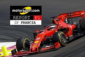 Motorsport Report F1: la Ferrari non vince in Francia, Mercedes inavvicinabile. Annata con zero vittorie?