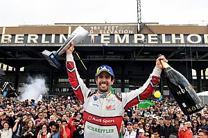 Berlin E-Prix: di Grassi dominates at Audi's homeground