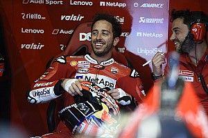 """Dovizioso scherza sul dominio di Marquez: """"Se non ci fosse, avrei vinto due Mondiali!"""""""