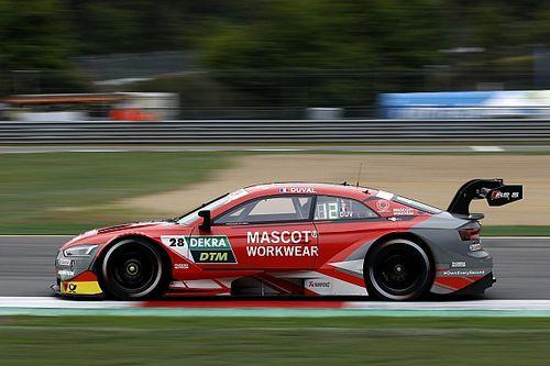 Duval guida il dominio Audi nelle Libere 1 di Misano, Dovizioso cresce