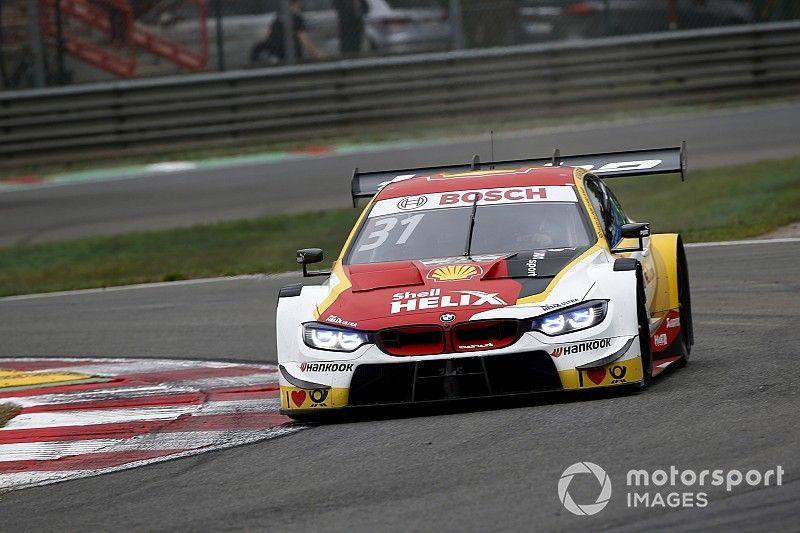 DTM Zolder: Van der Linde snelste in kwalificatie, Frijns vierde