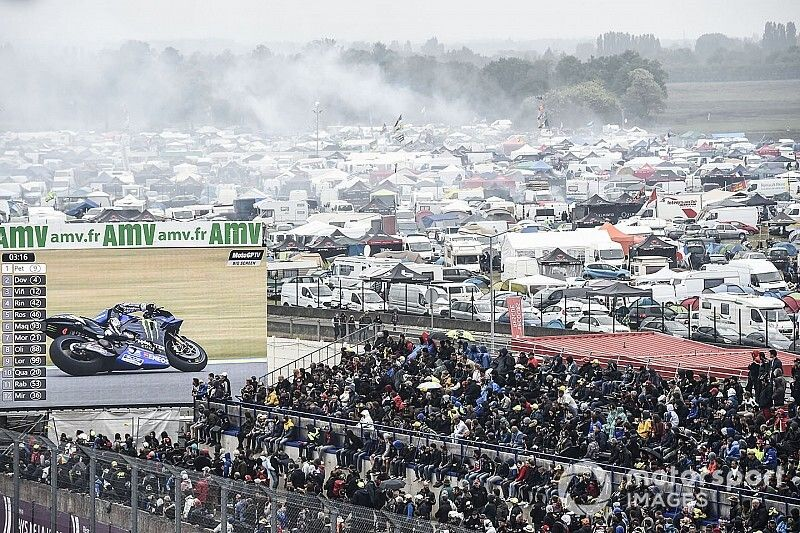Fréquentation des Grands Prix MotoGP : les pertes et les gains 2019