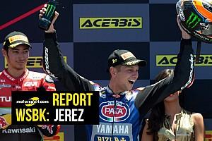 Motorsport Report SBK: il ritorno di van der Mark tra polemiche e colpi di scena