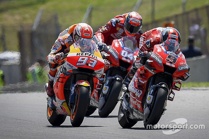Ducati boss accuses Honda's Puig of manufacturing controversy