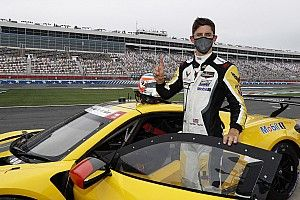 IMSA Charlotte: Taylor takes fourth pole for Corvette C8.R