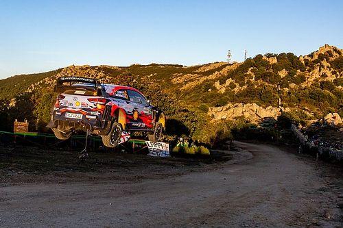WRC: Hyundai svela gli equipaggi per il Rally Italia Sardegna
