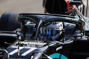 """Bottas: a Mercedes pénteki előnye """"kissé meglepő"""""""