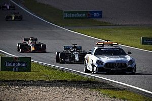 Masi explains safety car call after Norris stoppage