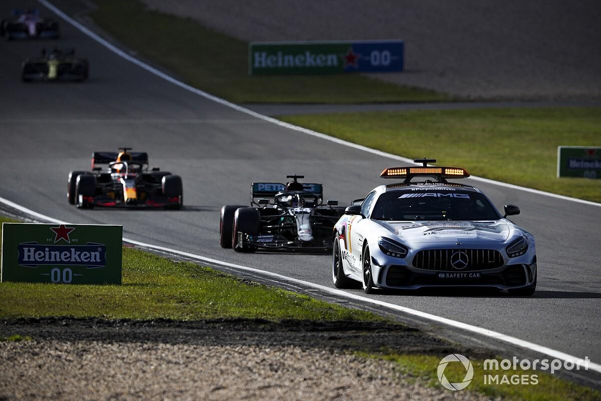 Hielp DAS Mercedes op Nürburgring? 'Was geen wondermiddel'