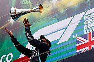 Hamilton zrównał się z Schumacherem