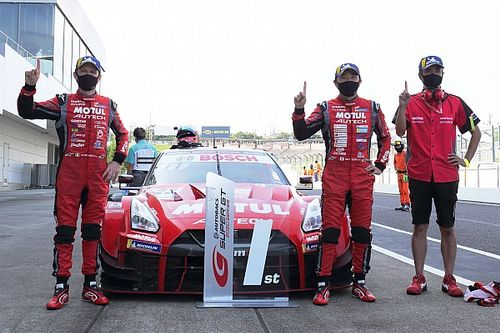 Quintarelli explains pit call that sealed Nissan Suzuka win