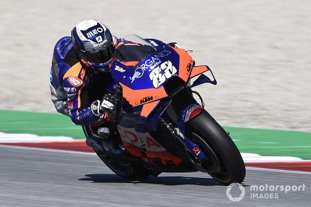 Oliveira klopt Miller, Espargaro in zinderende GP van Stiermarken