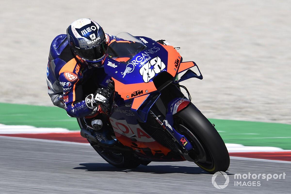 MotoGP, Stiria: primo centro per Oliveira a casa della KTM