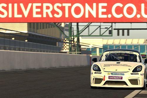Porsche Esports volta a Silverstone para penúltima etapa do ano da Sprint Challenge