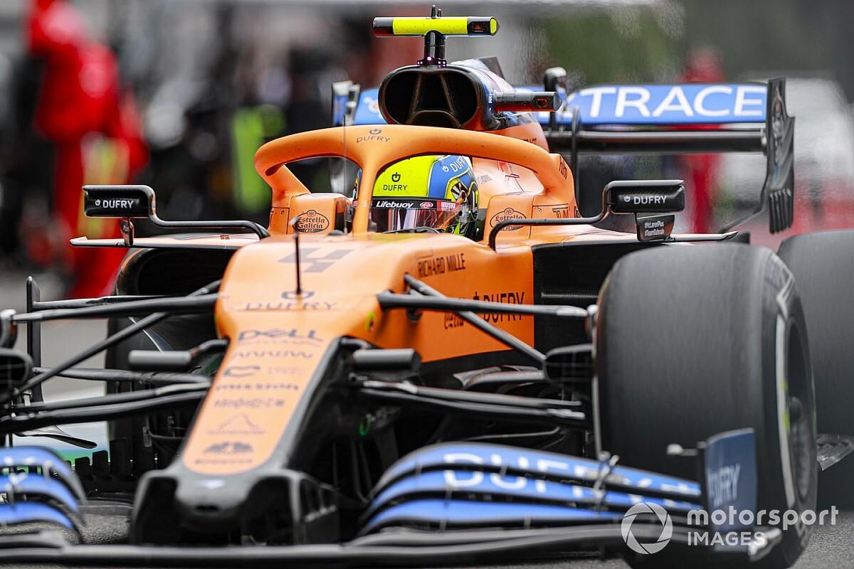 McLaren посвятит выступление в Монце своему старейшему сотруднику (который жив и бодр)