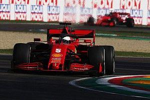 Ferrari encouragé par ses performances récentes