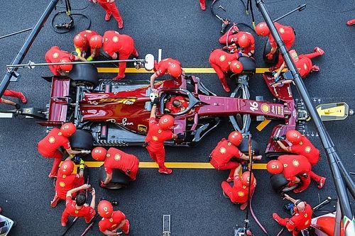 F1: los detalles de los coches para Mugello