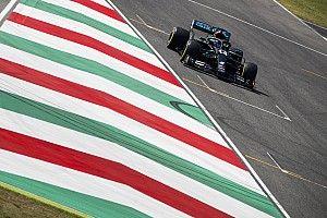 La parrilla de salida del GP de la Toscana de Fórmula 1