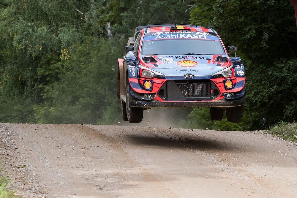 WRC, Rally Turchia, Shakedown: Neuville nella doppietta Hyundai