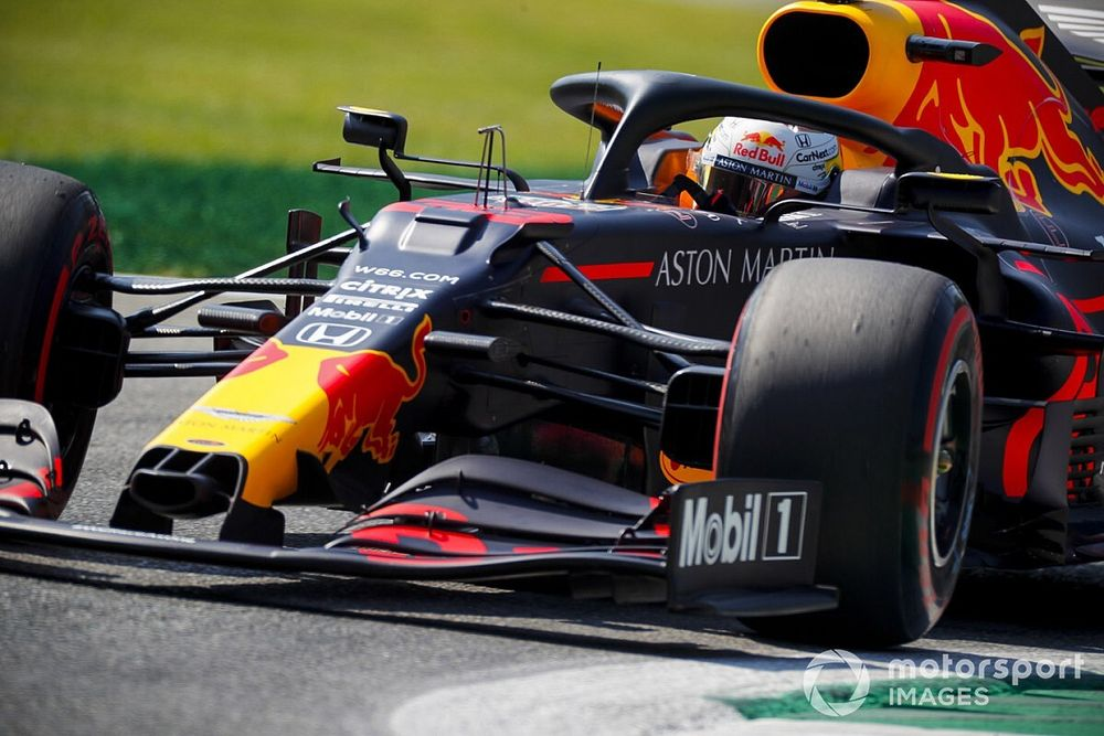 F1: Verstappen descarta que la falta del modo fiesta castigue a Red Bull