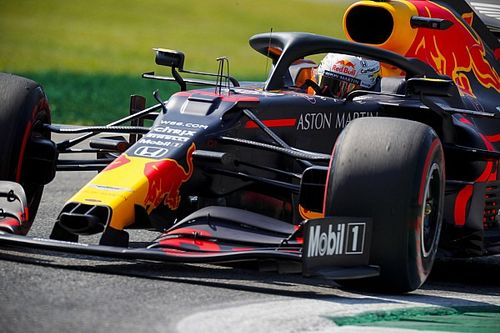 Verstappen doubts party mode ban hurt Red Bull in qualifying