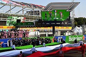 F1: ¿Cuál fue el anterior podio sin Mercedes, Ferrari, ni Red Bull?