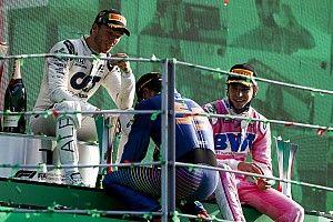 """Stroll na derde plaats op Monza: """"Winst uit de vingers geglipt"""""""