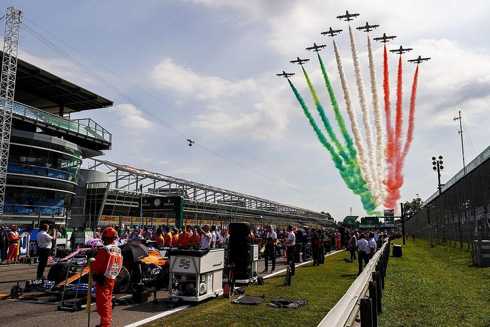 La F1 revela detalles de la segunda carrera al sprint: en Monza