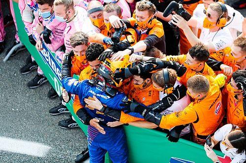 "McLaren se rinde a Sainz: ""Superó las expectativas"""