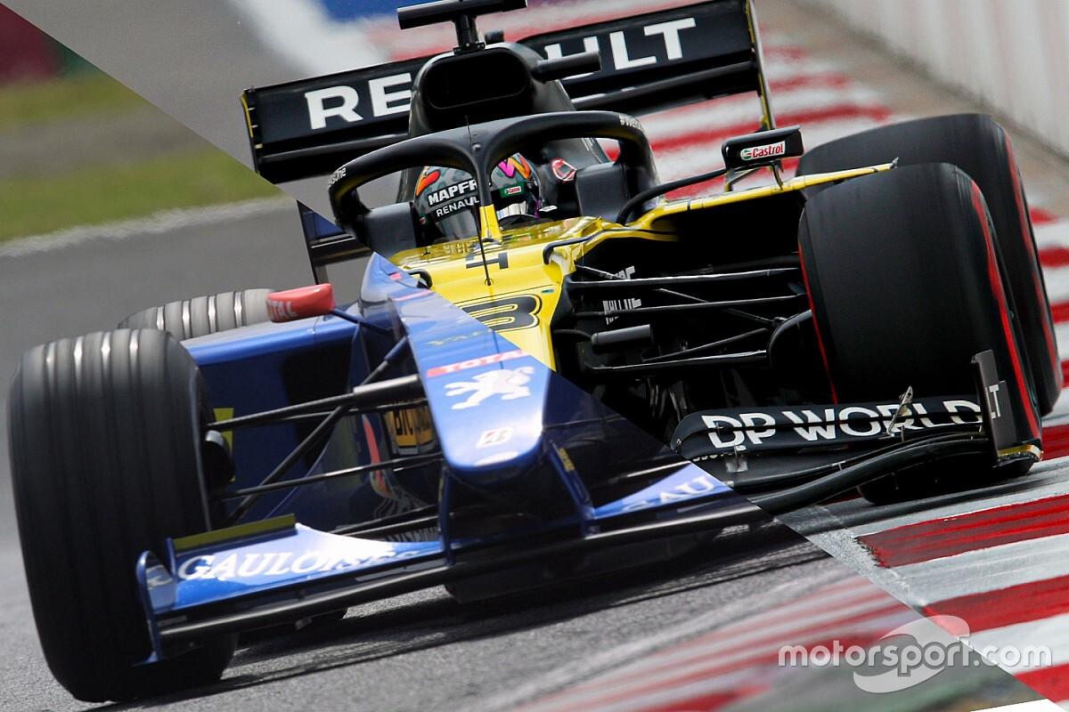 2000 vs 2020 : comment le paysage du paddock F1 a changé
