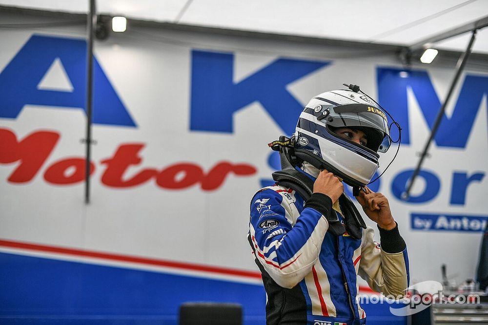 Formula 4: AKM Motorsport a Monza fa debuttare Fluxá