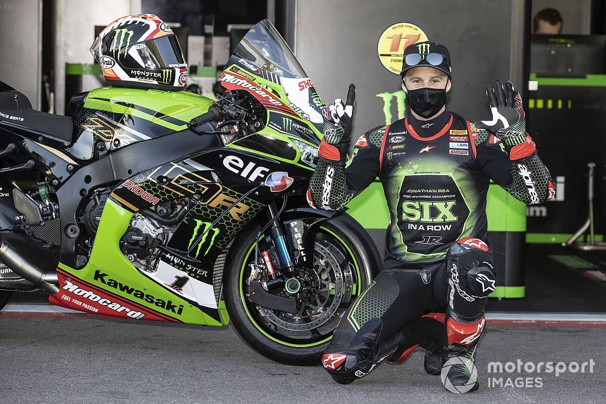 """Rea """"couldn't imagine"""" sixth title at start of season"""